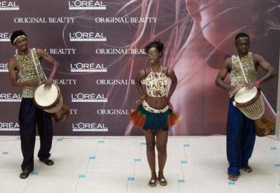 Моника Мендес, афро-шоу, заказать чернокожих артистов на праздник, свадьбу, юбилей, Новый Год!
